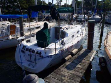 """Стоимость яхты Beneteau 281 """"Recess"""""""