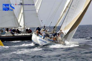 Продажа яхты ALIUNDE