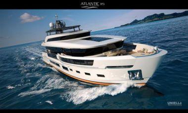 Купить яхту Atlantic 115 в Atlantic Yacht and Ship