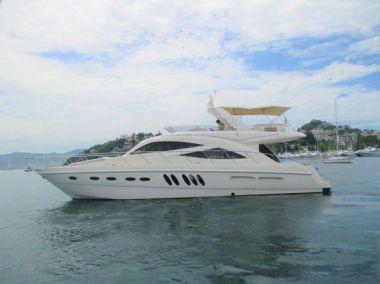 2008 Sealine T60 @ Acapulco yacht sale