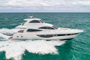 Купить яхту DYNA 68 - DYNA CRAFT 68 Dyna в Atlantic Yacht and Ship