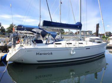 Стоимость яхты Maverick - DUFOUR 2008
