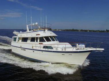 Стоимость яхты Shangri-La - HATTERAS
