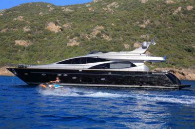 Продажа яхты Black Pearl Ajaccio - RIVA