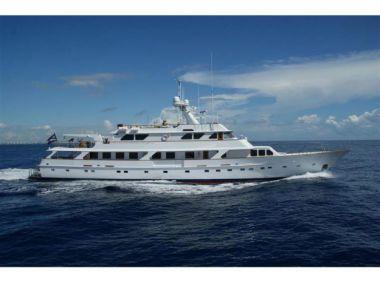 Купить яхту GOLDEN COMPASS - PICCHIOTTI Tri Deck Motor Yacht в Atlantic Yacht and Ship