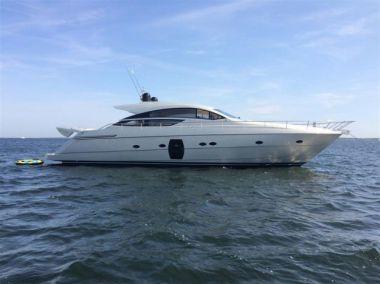 Buy a Futura - PERSHING Pershing 64 at Atlantic Yacht and Ship