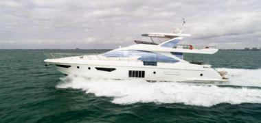 Лучшие предложения покупки яхты THEA - AZIMUT