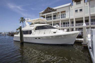 """Стоимость яхты Lady Serenity - HAMPTON 55' 0"""""""