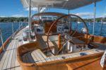 Купить яхту CHIMERA - HINCKLEY Custom в Atlantic Yacht and Ship