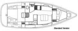 Купить яхту Syzygy - HUNTER 38 в Atlantic Yacht and Ship
