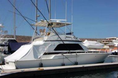 Стоимость яхты The Swinger - BERTRAM