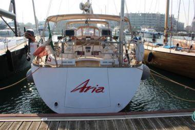 "ARIA - NAUTOR'S SWAN 62' 9"""