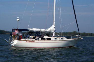 Продажа яхты Boomerang - CAL 39 MK II