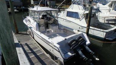 2001 Marlin 30 - GRADY-WHITE 2001