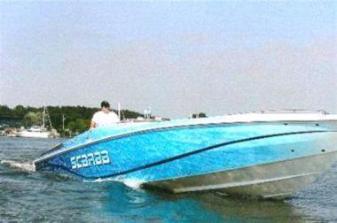 Продажа яхты Scarab