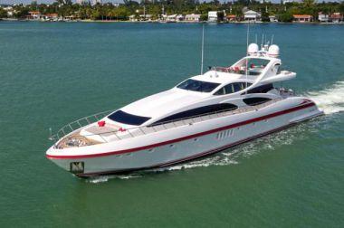 Продажа яхты HAPPY DAY - OVERMARINE - MANGUSTA 130