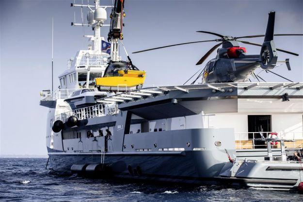 ... Fast Support Vessel 6711 - DAMEN yacht sale ...