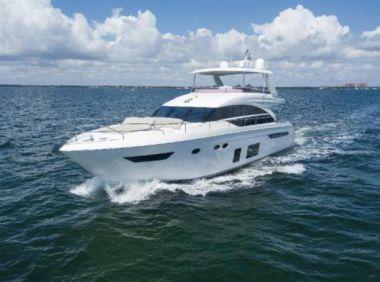 FOMO - PRINCESS YACHTS Motoryachts