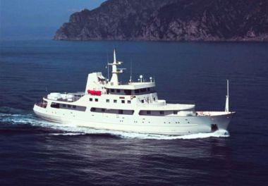 """Стоимость яхты Andaman Explorer - Mejellem and Karisen 200' 0"""""""