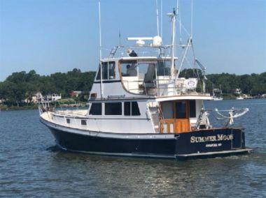 Лучшие предложения покупки яхты Summer Moon ex American Pride - JARVIS NEWMAN