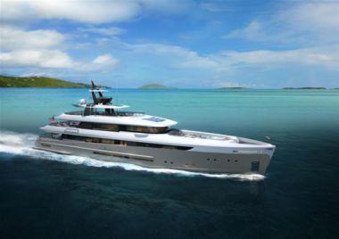 Купить Vestal 42 - Admiral - The Italian Sea Group
