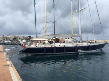 Buy a yacht MASCALZONE LATINO  - NAUTOR'S SWAN