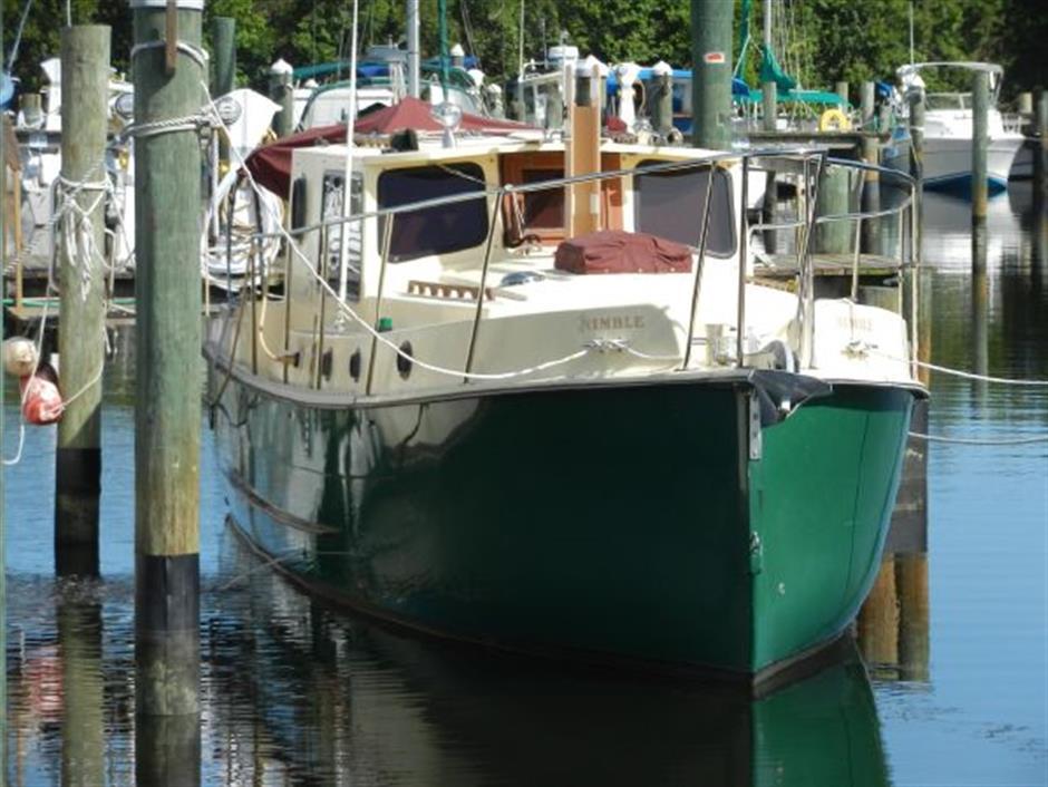 OSPREY - NIMBLE - Buy and sell boats - Atlantic Yacht and Ship