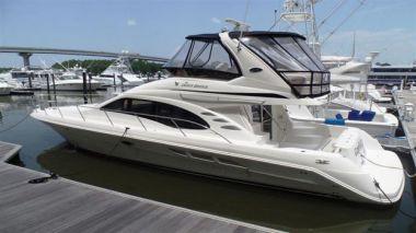 Купить яхту Gone Coastal - SEA RAY 44 Sedan Bridge в Atlantic Yacht and Ship