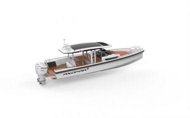 Стоимость яхты Axopar 37 ST - Axopar 2018
