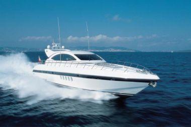 Buy a GABRIELA G - OVERMARINE - MANGUSTA 2001 at Atlantic Yacht and Ship