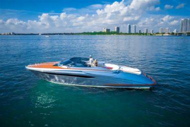 Продажа яхты T/T Lion's Den - RIVA 44 Rivarama