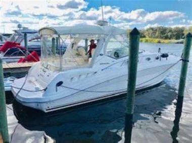 Купить 34 2003 Sea Ray 34 - SEA RAY
