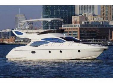 Стоимость яхты 43' Azimut 43 Flybridge - AZIMUT 2007
