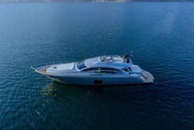 Продажа яхты SILVER - PERSHING 74