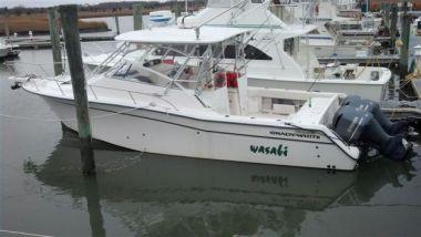 Лучшая цена на WASABI - GRADY WHITE 2003