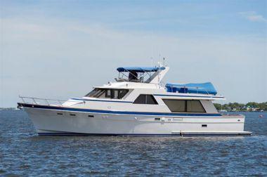 Miss Maggie - NORDLUND Raised Pilothouse Motor Yacht