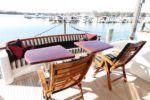 Продажа яхты SECOND GENERATION - HATTERAS Sky Lounge Motor Yacht