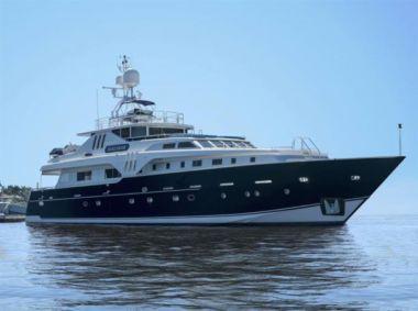 "Buy a yacht SHALIMAR - AZIMUT 118' 0"""