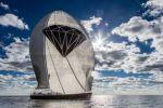 BLUE DIAMOND - JMV 100ft Carbon Composite Custom Sloop yacht sale