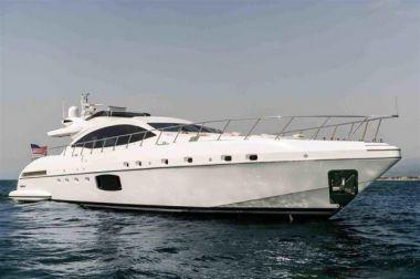 Стоимость яхты STELLA BIANCA - OVERMARINE - MANGUSTA