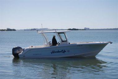 Hookin Up yacht sale