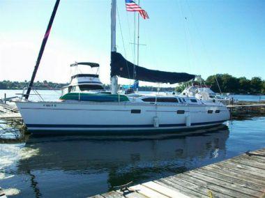 Стоимость яхты Mistress - HUNTER