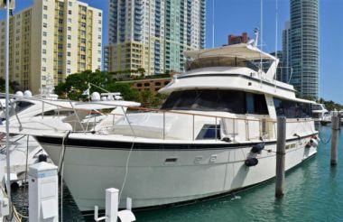Купить 63ft 1988 Hatteras 63 Motor Yacht - HATTERAS