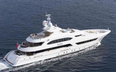 Buy a yacht Asya - HEESEN YACHTS