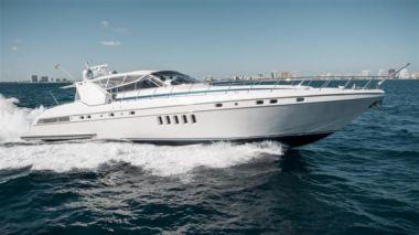 """best yacht sales deals MOVING FORWARD - MANGUSTA 80' 0"""""""