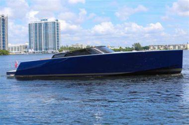 Купить яхту VanDutch 55 - V Drive - VanDutch 2017 в Atlantic Yacht and Ship