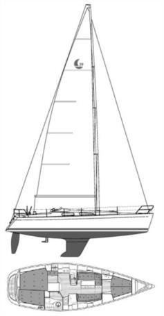 Buy a yacht Comfortina - COMFORT YACHTS