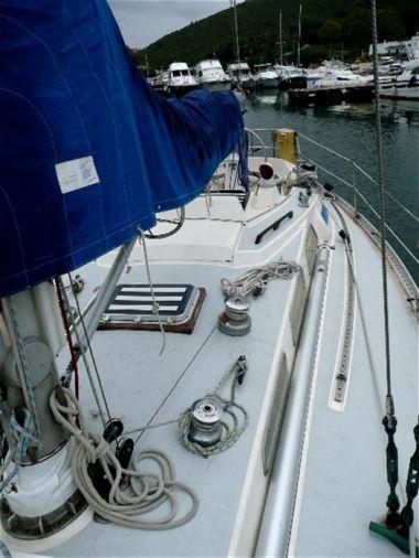 """38' Swan Sailboat 1974 - SWAN 38' 0"""""""