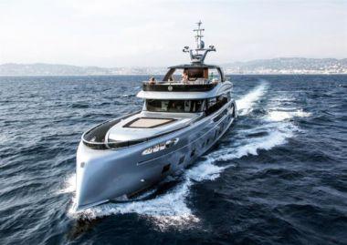 Купить яхту Dynamiq GTT115 hull 2 (2 of 7) - DYNAMIQ GTT 115  в Atlantic Yacht and Ship