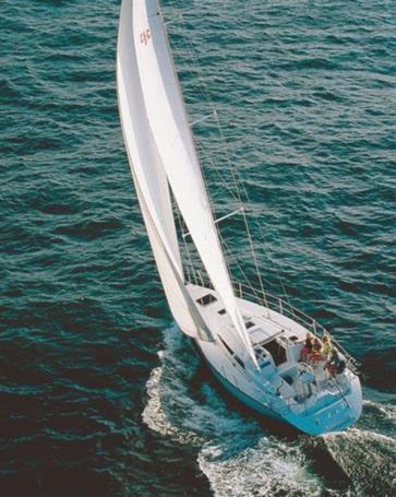 36ft4in 1999 C&C 110